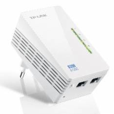 ADAPTADOR DE RED WIFI LINEA ELECTRICA AV600 300MBPS POWERLINE TP-LINK