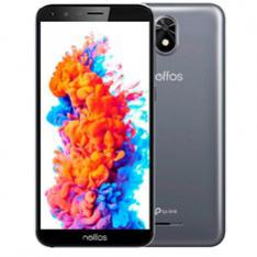 TELEFONO MOVIL SMARTPHONE TP LINK NEFFOS C5 PLUS GRIS   5.34  8GB ROM   1GB RAM   5MPX - 2MPX   3G  ANDROID GO 8.1