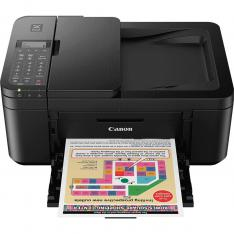 MULTIFUNCION CANON TR4550 INYECCION COLOR PIXMA FAX  A4  8.8PPM  4.4PPM COLOR  USB  WIFI  ADF  DUPLEX