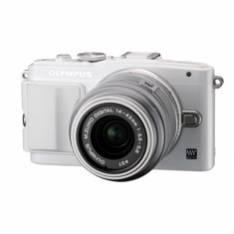 CAMARA DIGITAL OLYMPUS E-PL6 EXPRESION KIT BLANCA 16MP  14-42MM LCD 3 FULL HD +SD 8GB WIFI