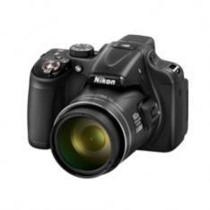CAMARA NIKON COOLPIX B600 NEGRA 16MP 3 ZOOM 60X VR FULL HD WIFI BT