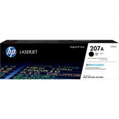 TONER HP 207A W2210A NEGRO 1350 PAGINAS