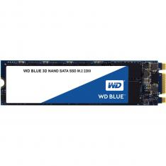 DISCO DURO INTERNO SOLIDO HDD SSD WD WESTERN DIGITAL BLUE WDS500G2B0B 500GB M.2 2280 SATA 6 GB S