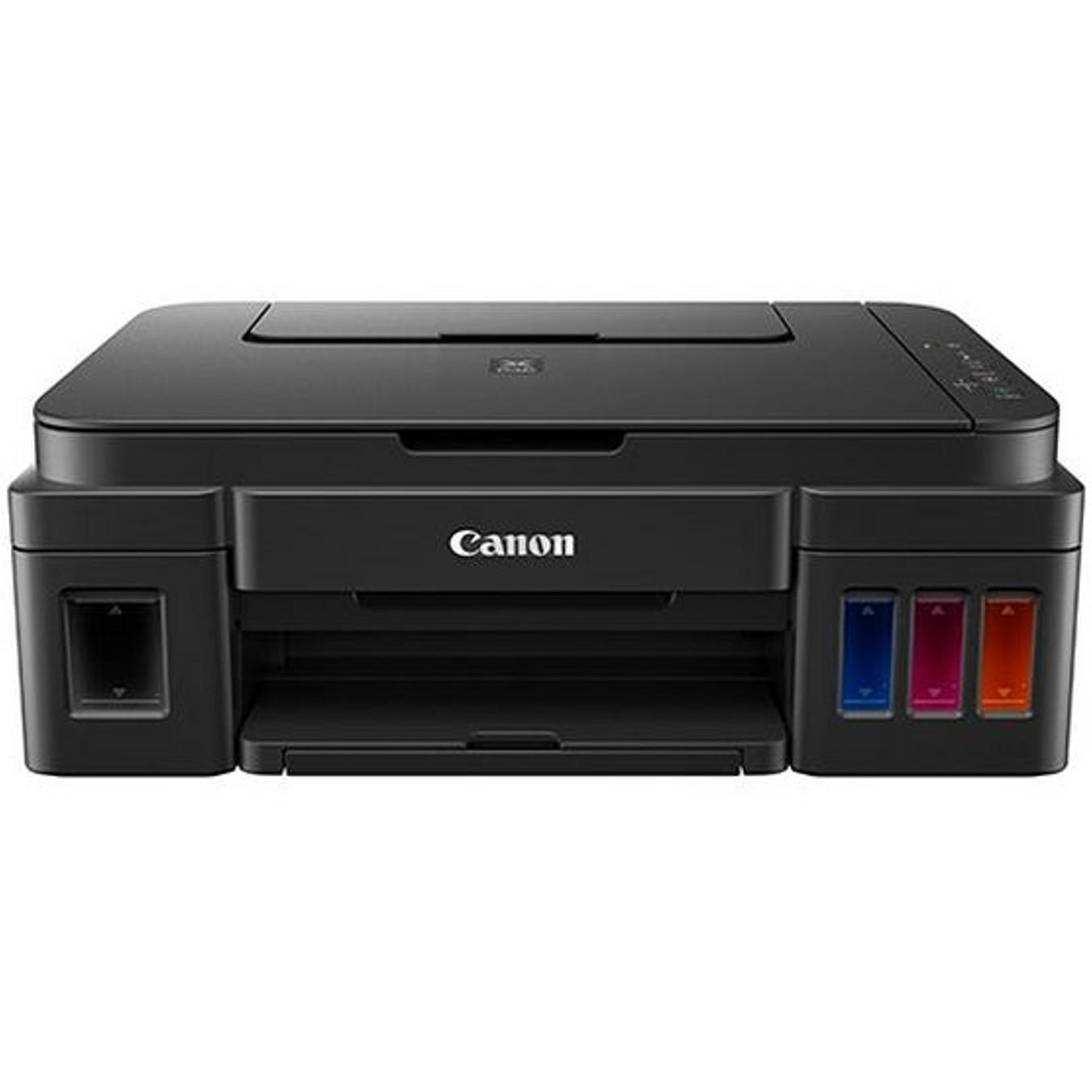 MULTIFUNCION CANON G2501 MEGATANK INYECCION COLOR PIXMA A4/ 8.8PPM/ 4800PPP/ USB/ 1 BOTELLA TINTA