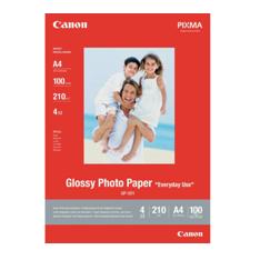 Canon GP-501 - papel fotográfico brillante - 100 hoja(s)