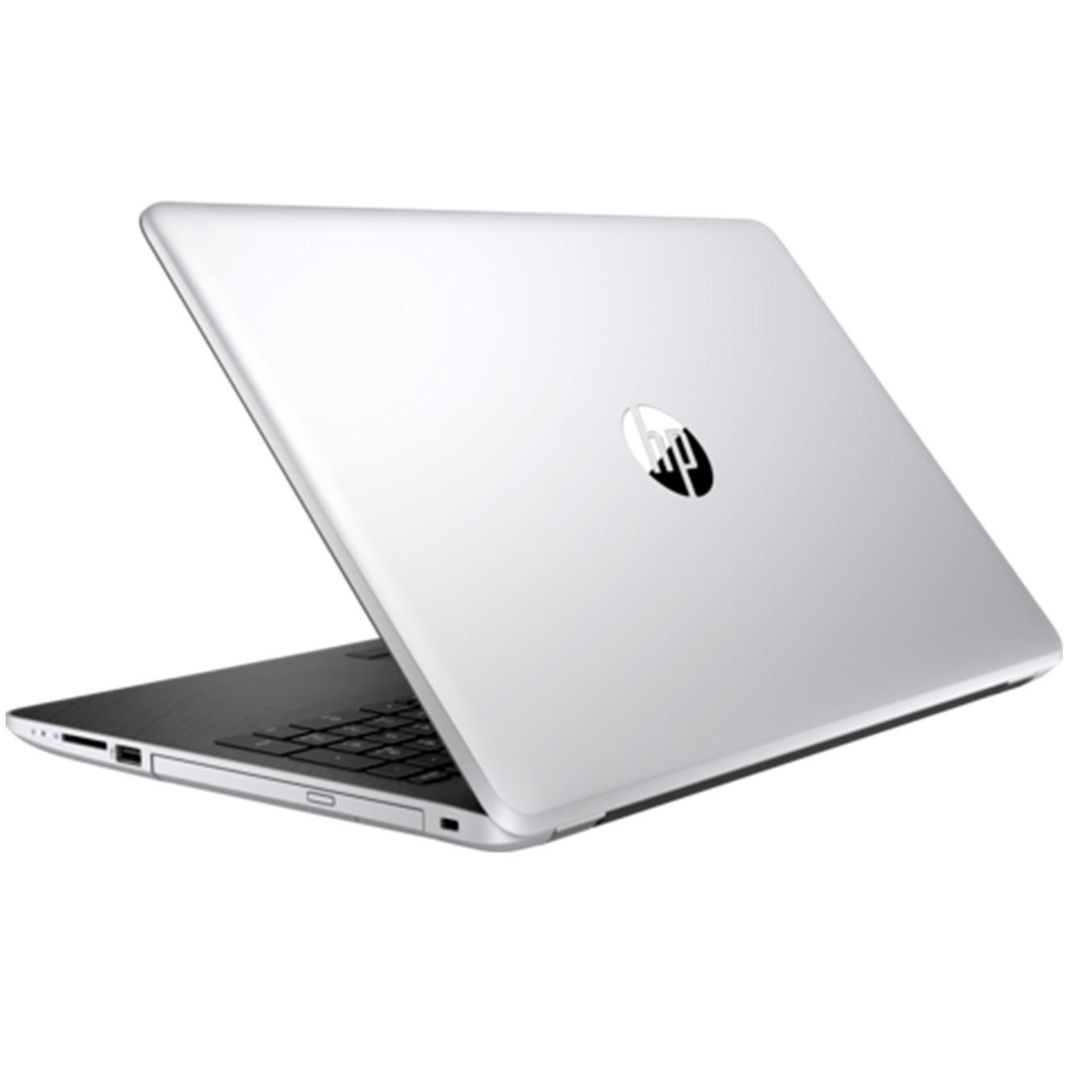 """PORTTIL HP 15-BS511NS - I3-6006U 2GHZ - 4GB - 500GB - 15.6""""/39.6CM HD - DVD RW - HDMI - BT - USB2.0 - 2XUSB3.1 - W10 HOME - PLATA/CENIZA"""