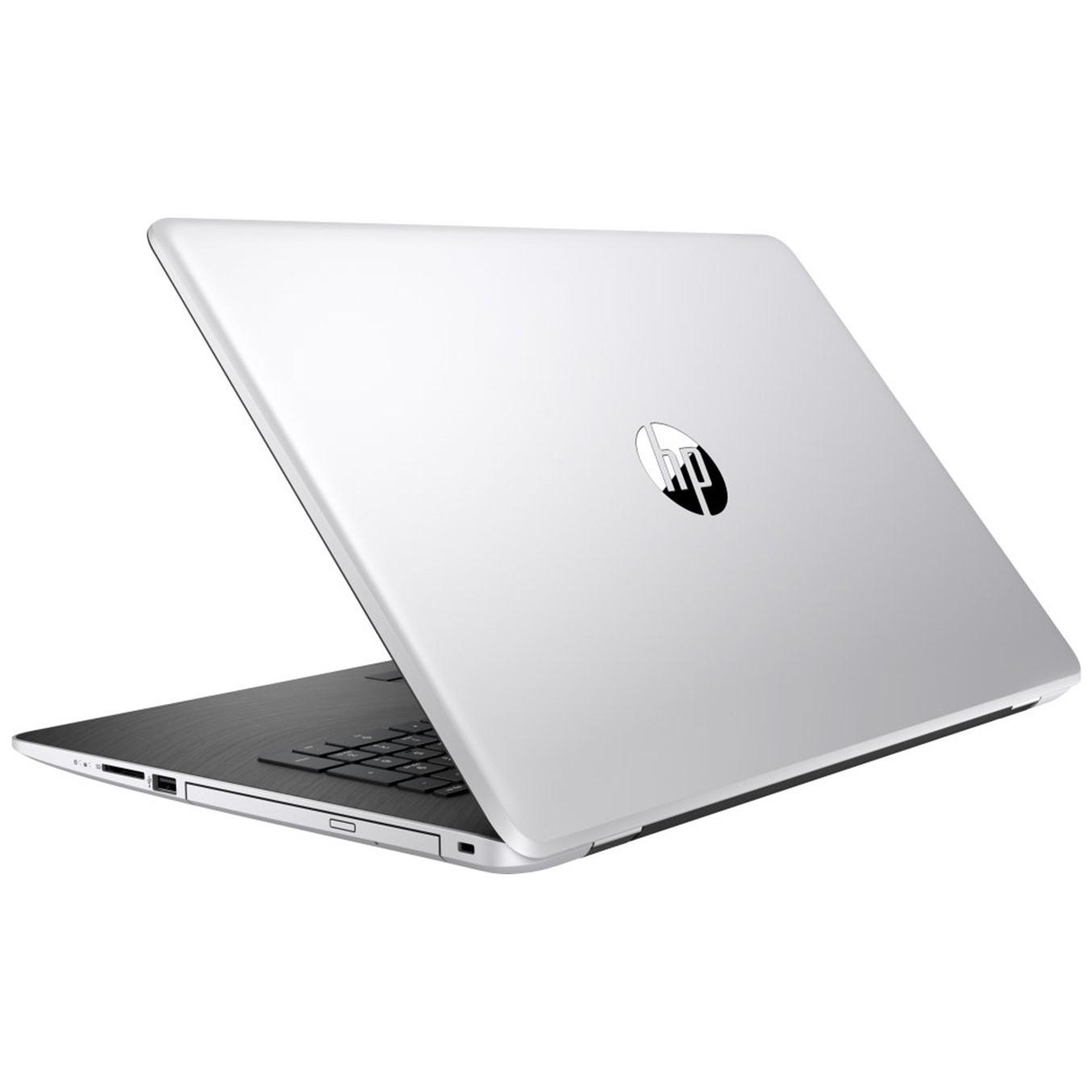 """PORTTIL HP 17-BS008NS - I3-6006U 2GHZ - 4GB - 1TB - 17.3""""/43.9CM HD+ - DVD RW - HDMI - BT - USB2.0 - 2XUSB3.1 - W10 HOME - PLATA/CENIZA"""