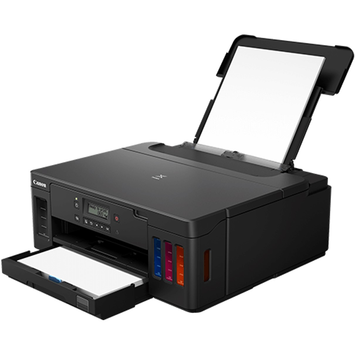 IMPRESORA CANON G5050 INYECCION COLOR PIXMA A4/ 13PPM/ 4800PPP/ USB/ RED/ WIFI/ LCD/ DUPLEX