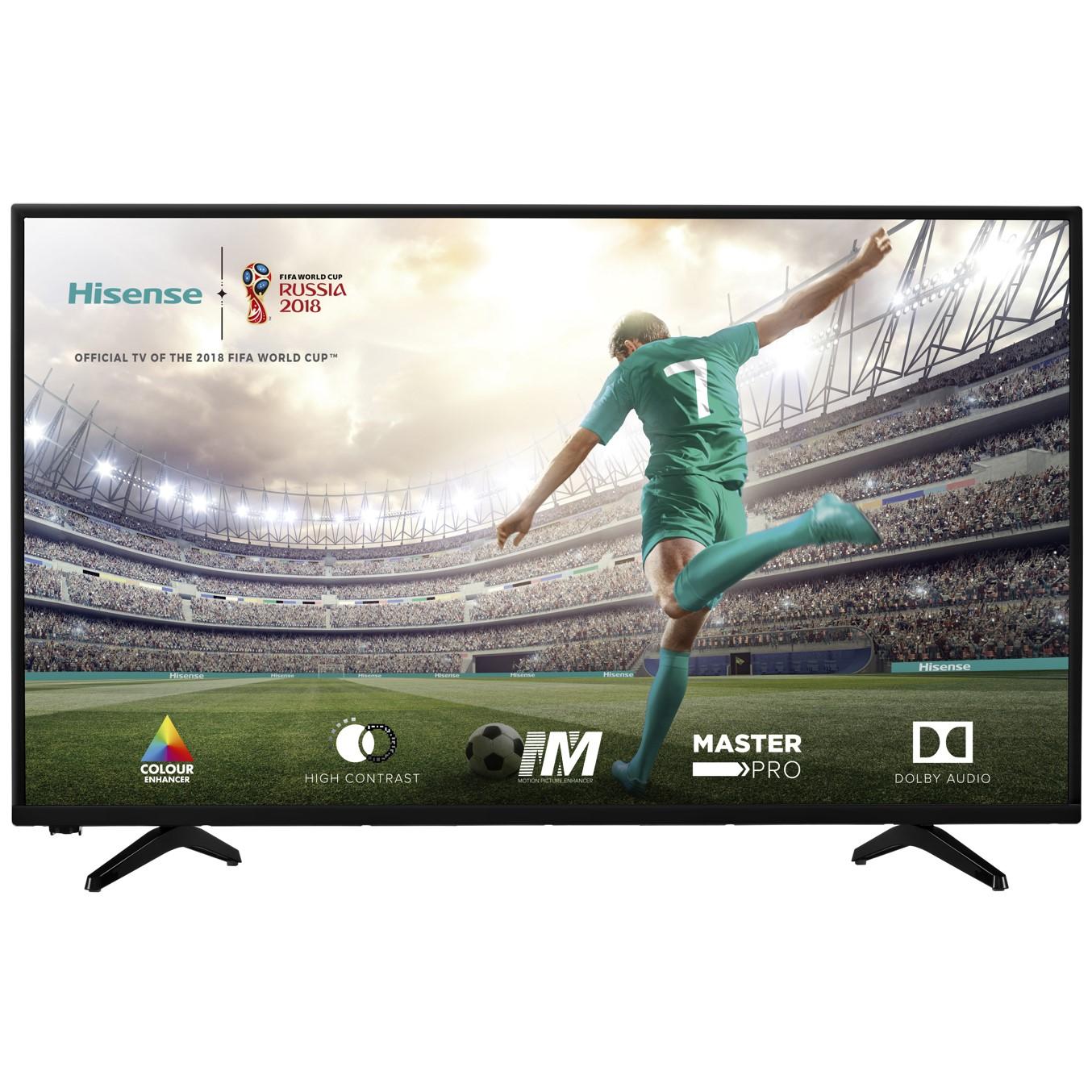 """TV LED HISENSE 32A5600 - 32""""/81CM HD 1366X768 - DVB-T2/T/C/S2/S - SMART TV - WIFI - AUDIO 2X6W - 2XHDMI - USB - MODO HOTEL"""