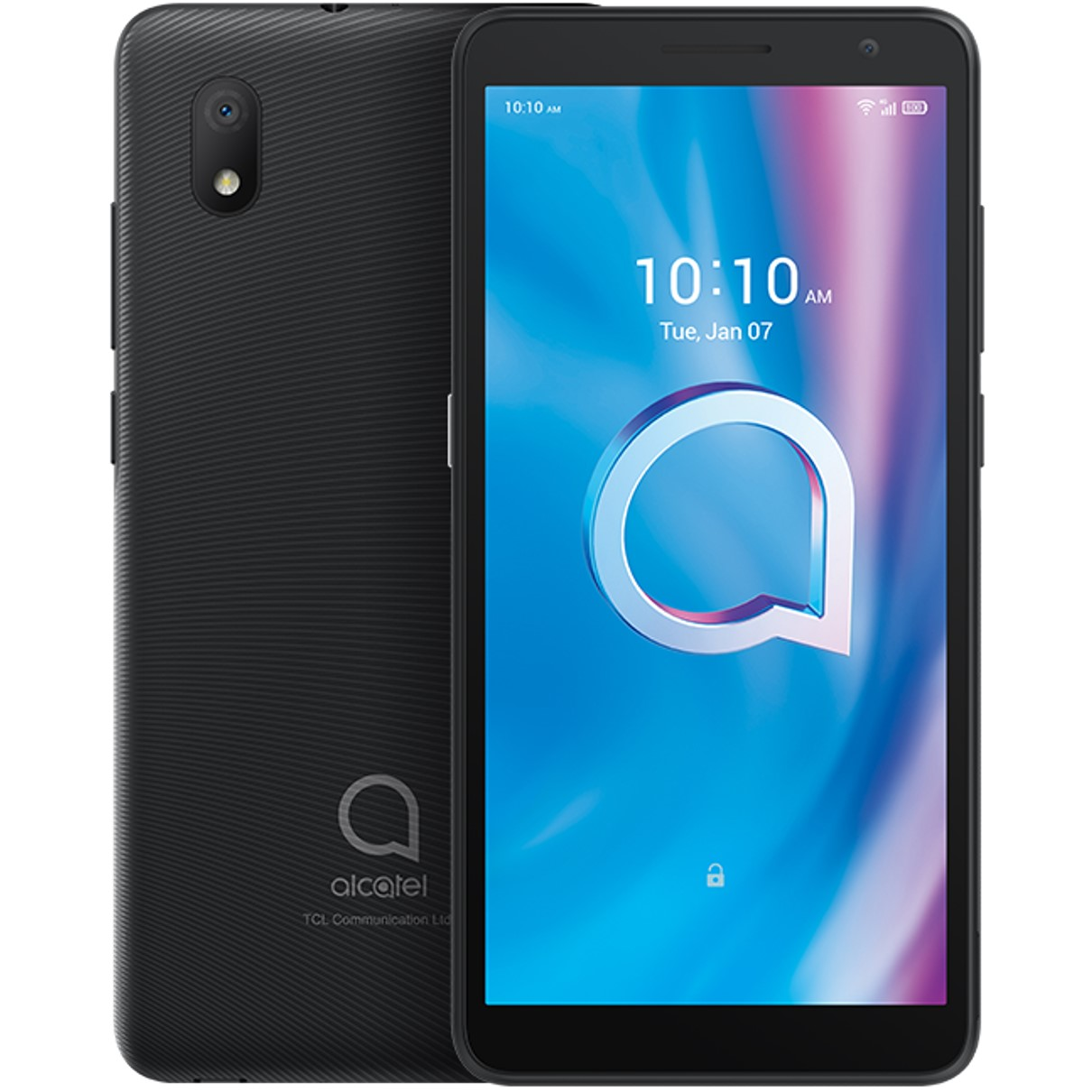 "TELEFONO MOVIL SMARTPHONE ALCATEL 1B PRIME BLACK/ 5.5""/ QUAD CORE/ 16GB ROM/ 2GB RAM/ 8MPX - 5MPX/ 4G/ DUAL SIM"