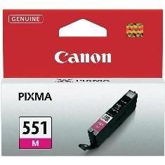 Cartucho-tinta-canon-cli-551-magenta-mg6350-mg5450