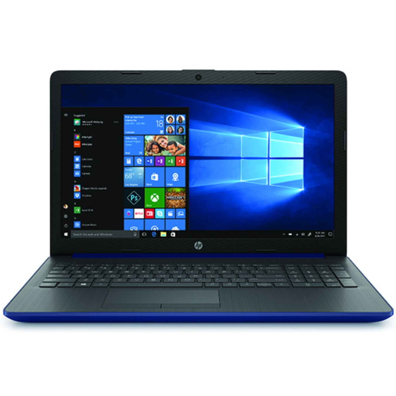 "PORTATIL HP NOTEBOOK 15-DA0236NS CELERON N4000 15.6"" 4GB / SSD128GB / WIFI / BT / W10"