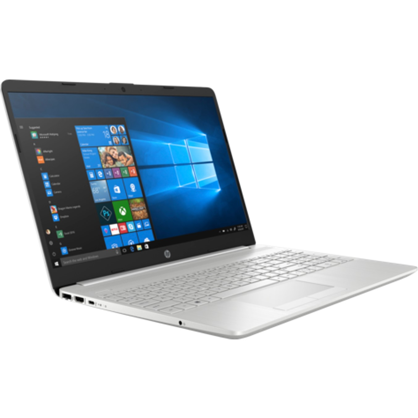 "PORTATIL HP NOTEBOOK 15-DW0027NS I3-7020U 15.6"" 4GB / SSD128GB / WIFI / BT / W10"