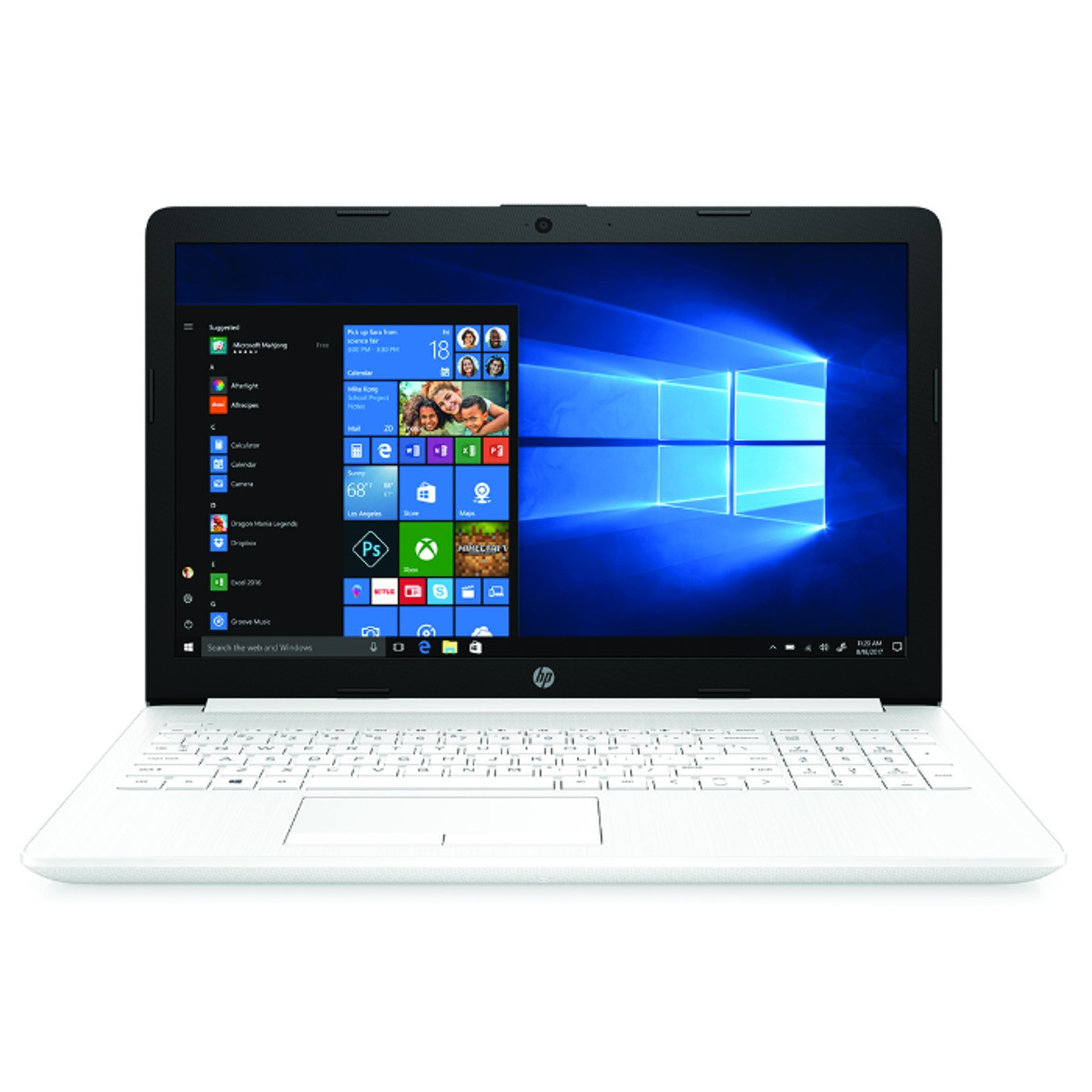 "PORTATIL HP NOTEBOOK 15-DA0234NS CELERON N4000 15.6"" 8GB / 1TB / INTEL UHD 600 / WIFI / BT / W10"