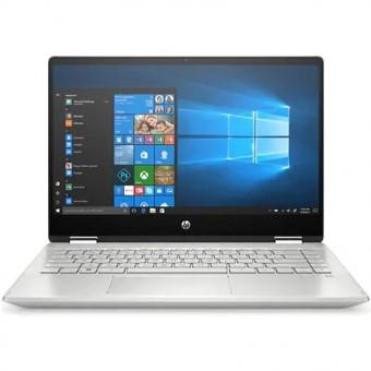"""PORTATIL HP PAVILION X360 14-DH1017NS I5-10210U 14"""" 8GB / SSD512GB / WIFI / TACTIL / W10/ PLATA"""