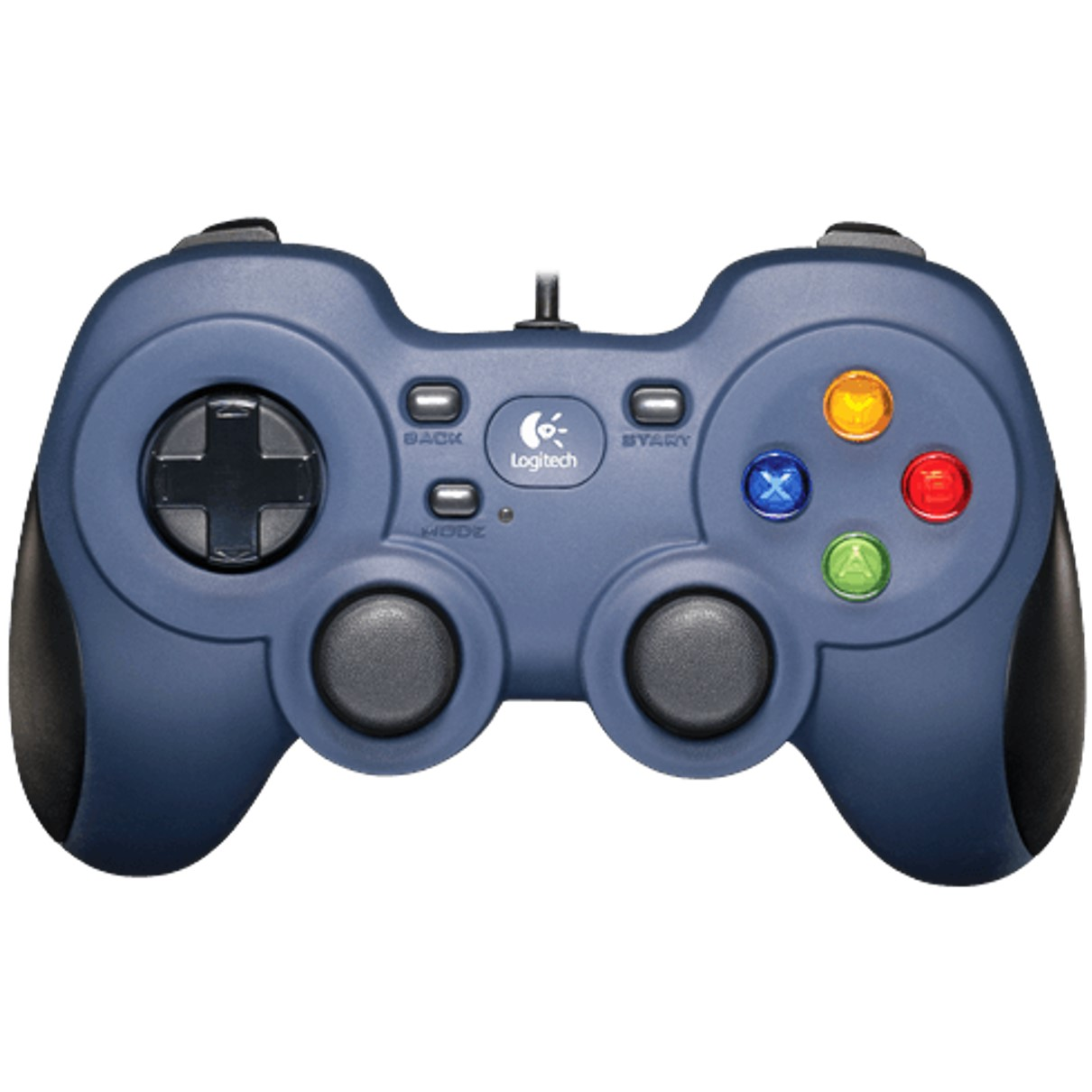 Logitech Gamepad F310 - mando de videojuegos - cableado