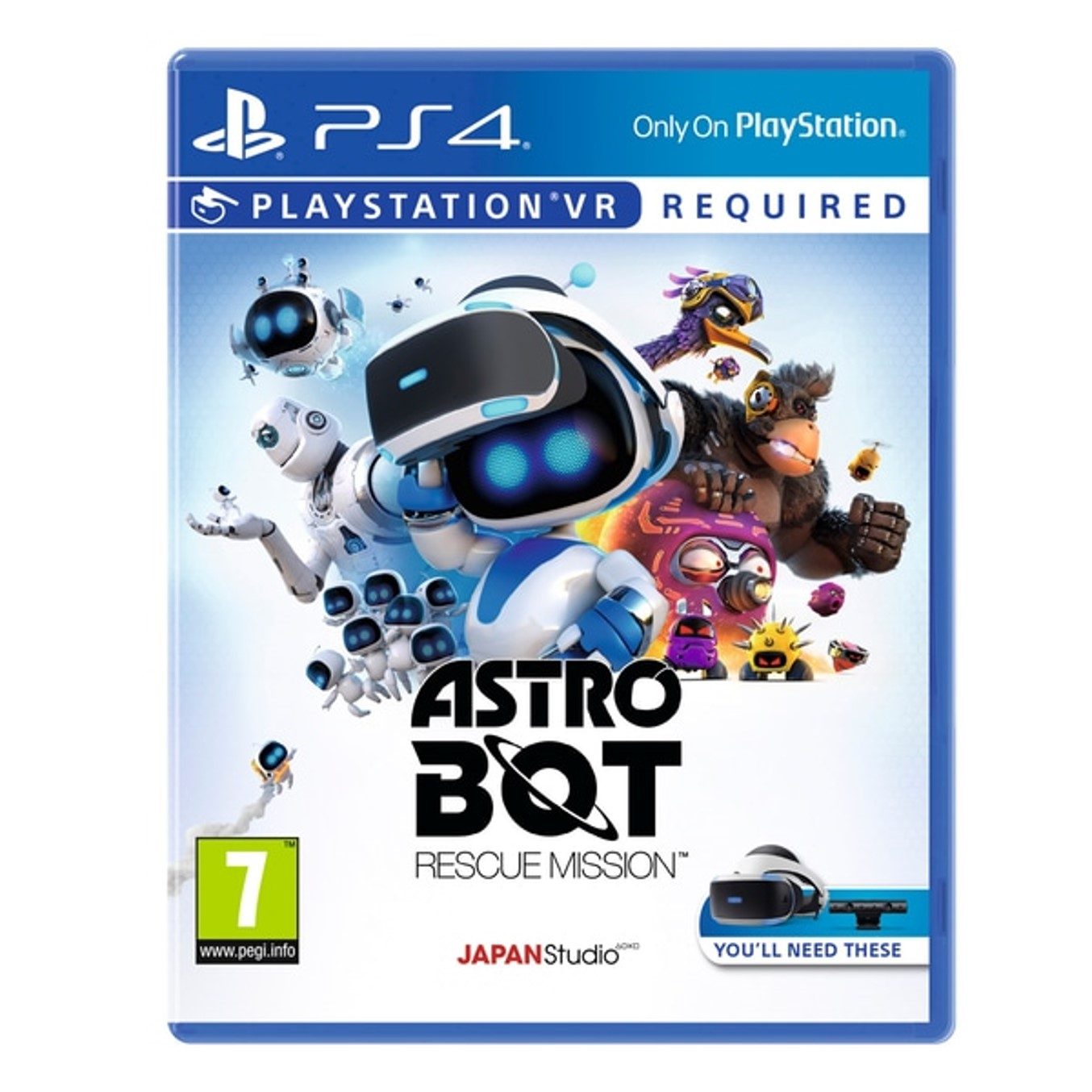 Juego ps4 - astrobot rescue mission