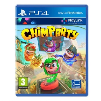 Juego ps4 -  chimparty