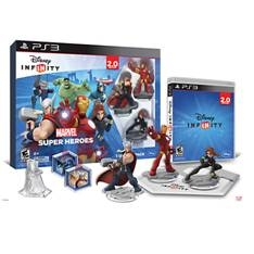Juego ps3 -  disney infinity 2.0: marvel super her