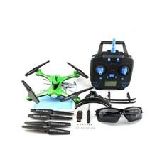 Drone jjrc h31 verde  resitente al agua ( sin cama