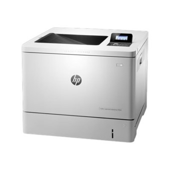 IMPRESORA HP LASER COLOR LASERJET M553N- A4- 38PPM- RED- USB