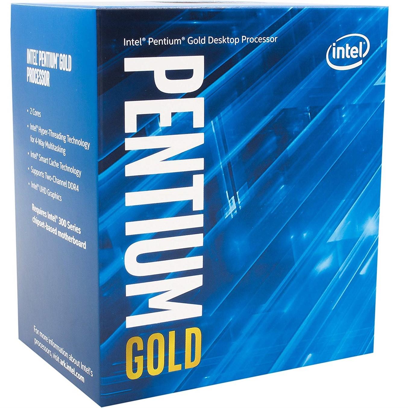 MICRO. INTEL PENTIUM GOLD DUAL CORE G5400 LGA-1151
