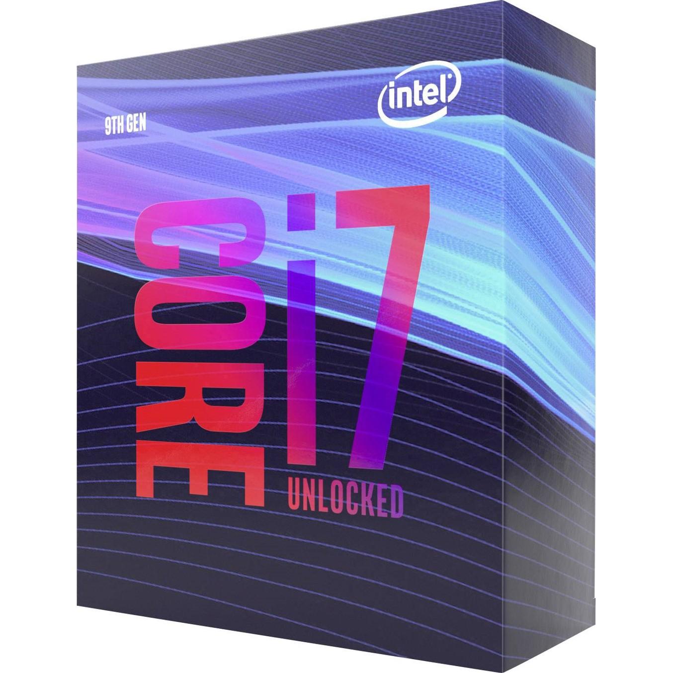 MICRO. INTEL I7 9700K 9é GENERACIÓN LGA 1151 8