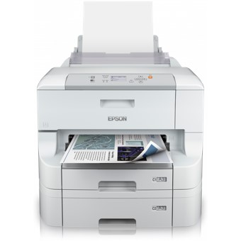 IMPRESORA EPSON INYECCION COLOR WF-8090DTW WORKFORCE PRO A3+- 34PPM- USB- RED- WIFI- WIFI DIRECT- PDL- DUPLEX- 2 BANDEJAS
