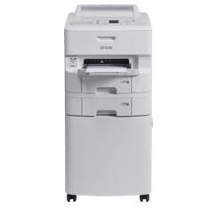 IMPRESORA EPSON INYECCION COLOR WF-6090DTWC WORKFORCE PRO A4- 34PPM- USB- RED- WIFI- WIFI DIRECT- DUPLEX IMPRESION- 2 BANDEJAS PAPEL