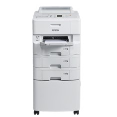 IMPRESORA EPSON INYECCION COLOR WF-6090D2TWC WORKFORCE PRO A4- 34PPM- USB- RED- WIFI- WIFI DIRECT- DUPLEX IMPRESION- NFC- 3 BANDEJAS PAPEL