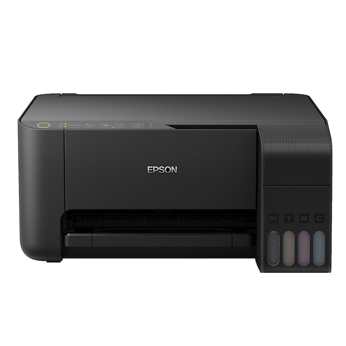 Multifuncion Epson Inyeccion Color Ecotank Et-2715 A4/ 33ppm/ Usb/ Wifi/ Wifi Direct 0.0