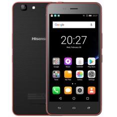 Hisense ROCK Lite - rojo llama - 4G LTE - 16 GB - GSM - smartphone