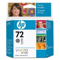 HP 72 - negro mate - original - cartucho de tinta