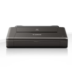 IMPRESORA CANON IP110 INYECCION COLOR PORTATIL PIXMA A4- 9PPM- 9600PPP- USB- PICTBRIDGE- BATERIA