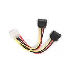 Gembird CC-SATA-PSY - adaptador de corriente - 15 cm