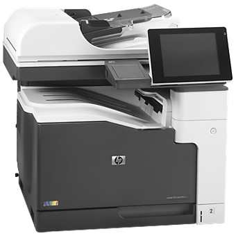 MULTIFUNCION HP LASER COLOR LASERJET M775DN- A3- 30PPM- USB- RED- ADF