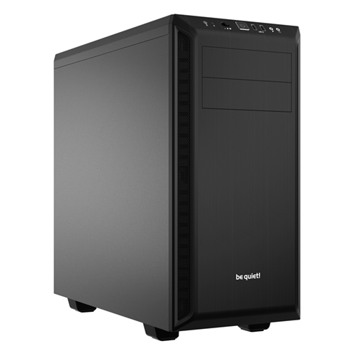 CAJA ORDENADOR GAMING BE QUIET  PURE BASE 600 ATX USB