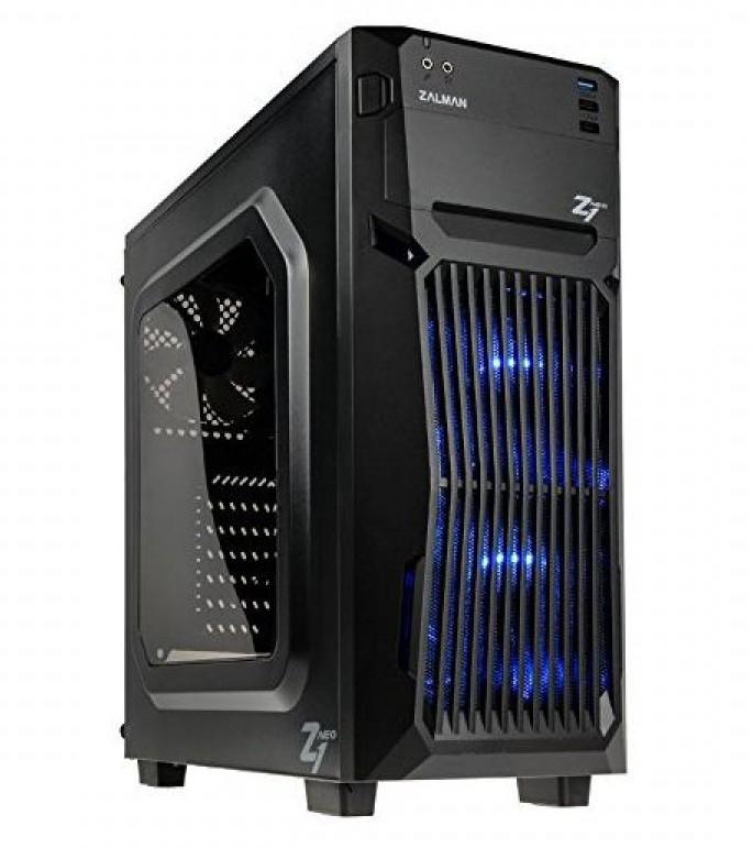 CAJA ORDENADOR GAMING ZALMAN Z1 NEO ATX USB 3.0 LED