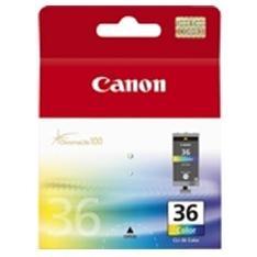 Cartucho-tinta-canon-cli-36-cian-magenta-amarillo-pixma-mini-260-ip100
