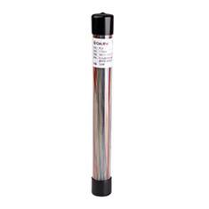 Pack filamento pla lapiz 3d-pen 1.75mm blanco/rojo
