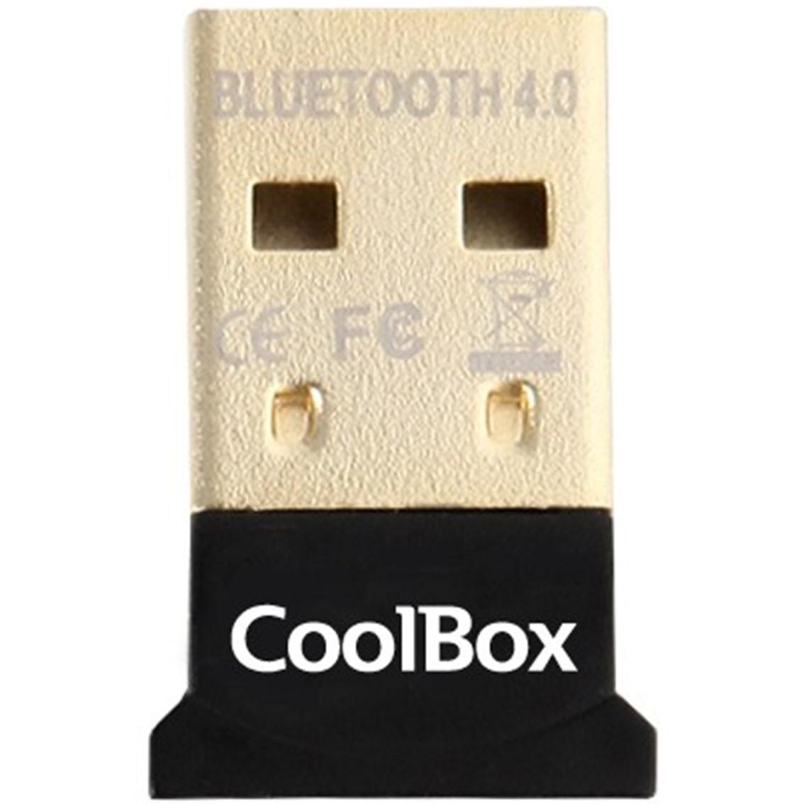 CoolBox adaptador bluetooth USB mini 4,0