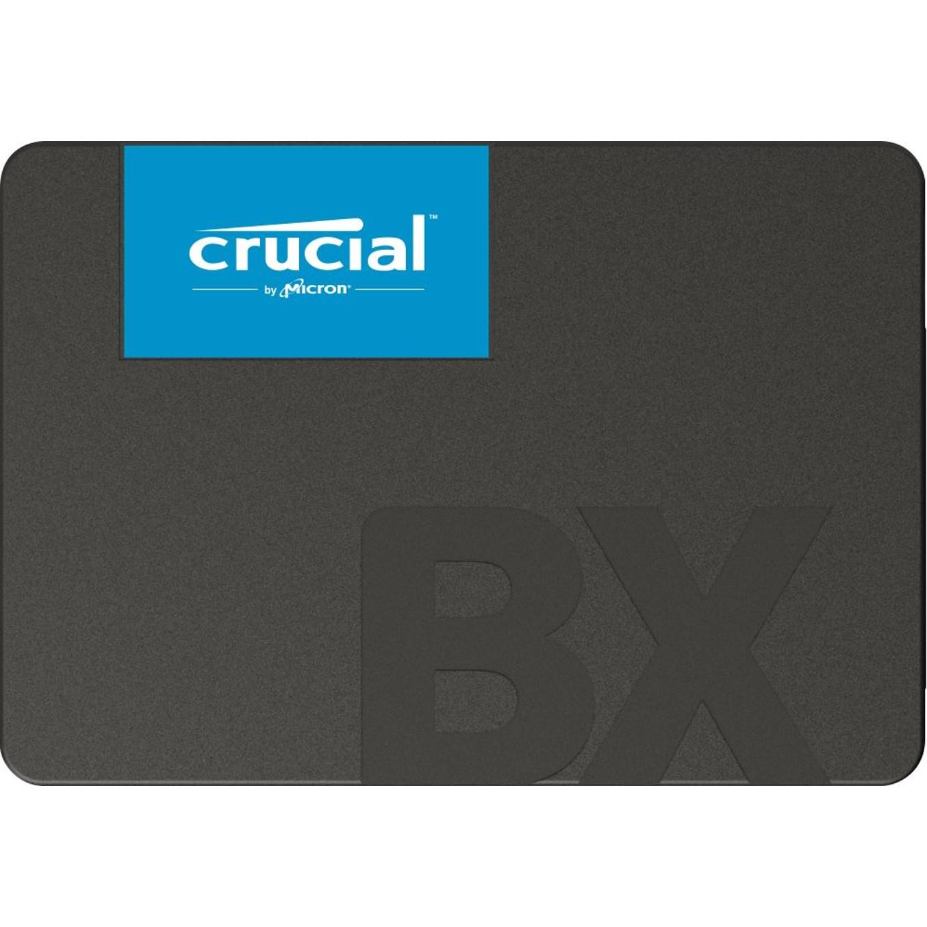 DISCO DURO INTERNO SOLIDO HDD SSD CRUCIAL BX500 120GB