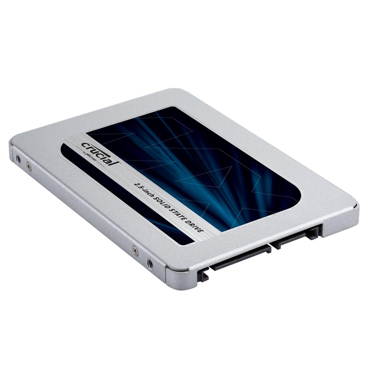 DISCO DURO INTERNO SOLIDO HDD SSD CRUCIAL MX500 2TB