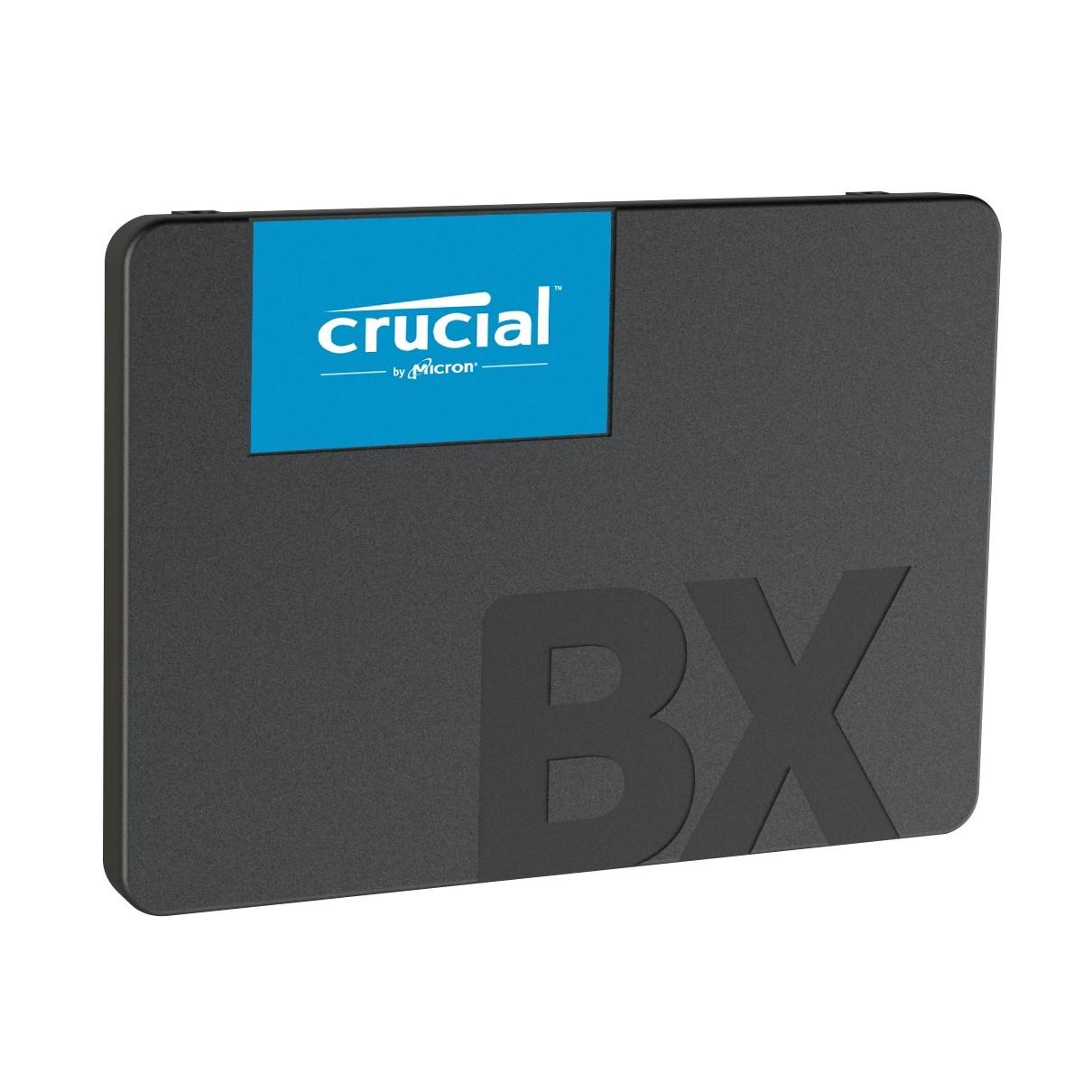 DISCO DURO INTERNO SOLIDO HDD SSD CRUCIAL BX500 240GB