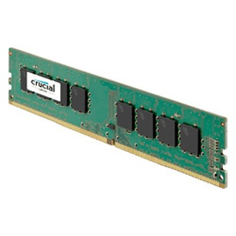 MEMORIA DDR4 4GB CRUCIAL   DIMM   2666 MHZ   PC4 21300