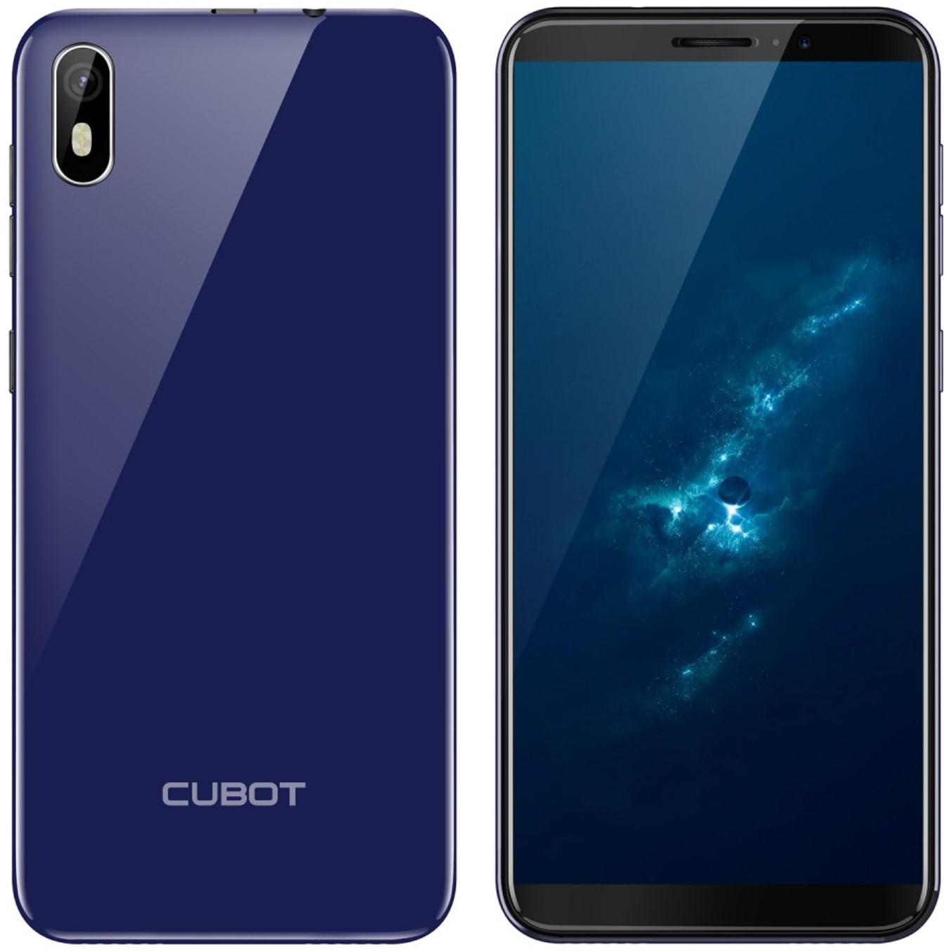 "Telefono movil smartphone cubot j5 azul - 5.5"" - 1"