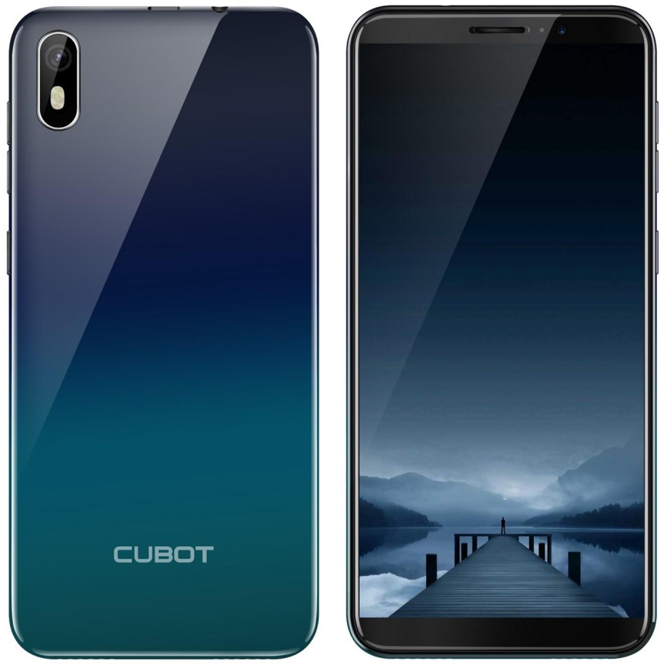 Telefono movil smartphone cubot j5 gradiente - 5.5