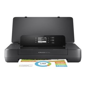 IMPRESORA HP INYECCION OFFICEJET 200 COLOR PORTATIL A4- 20PPM- USB- wifi