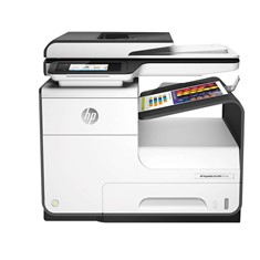 MULTIFUNCION HP INYECCION COLOR PAGEWIDE PRO 477DW FAX- A4- 55PPM- 1200X1200PPP- USB- RED- WIFI- DUPLEX- NFC