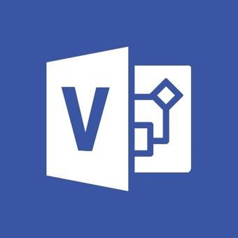 Microsoft Visio Standard 2019 - licencia - 1 PC